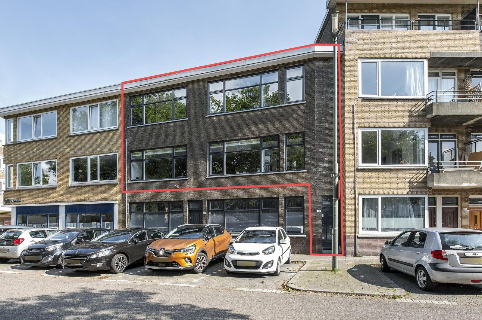 Willemskade 201, Schiedam