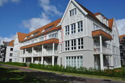 Stijn Albregtsstraat 4-16, Cadzand