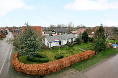 Damsterpad 1, Westerland