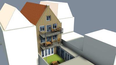 Bosstraat 18-b, Bergen Op Zoom