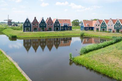 De Krom 263, Volendam