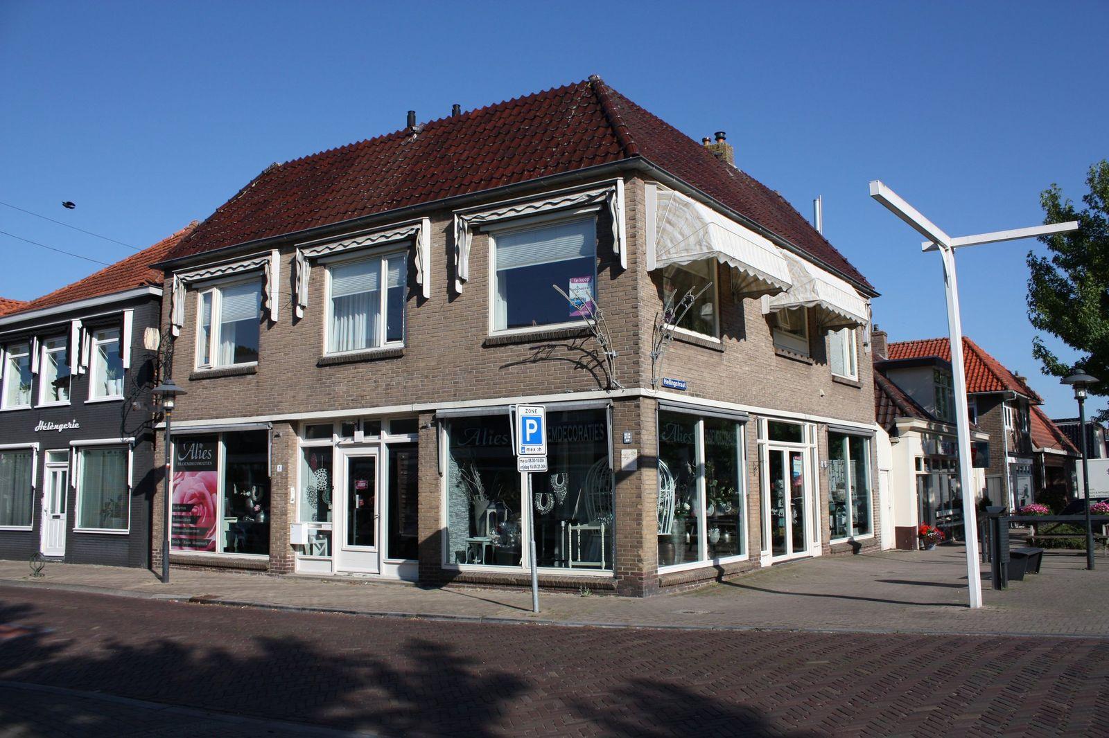 Hoofdstraat West 1, Noordwolde