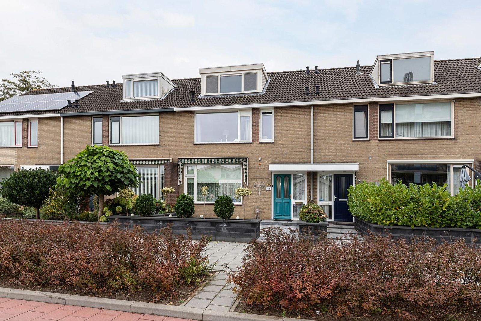 Jan Steenlaan 20, Papendrecht