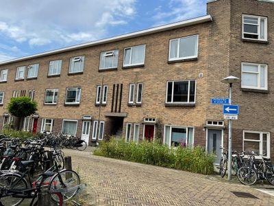 Paramaribostraat, Utrecht