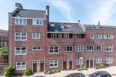 James Wattstraat 4I, Amsterdam