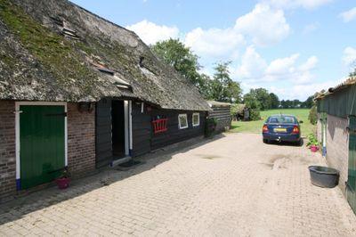 Oude Rijksweg, Rouveen