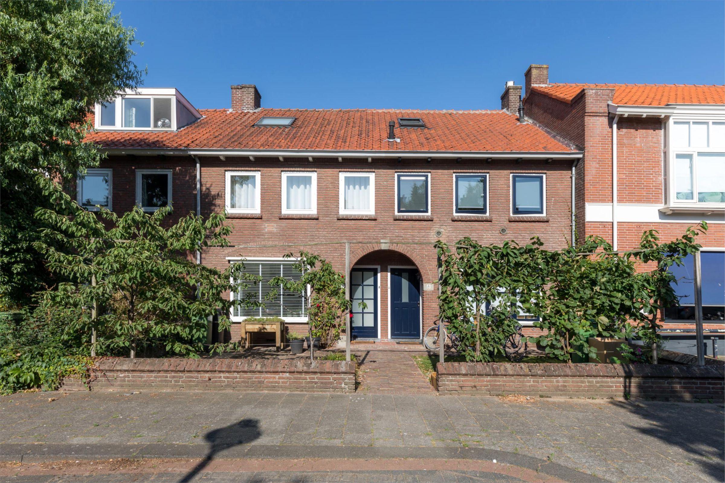 Van Gilsstraat 6, 's-Hertogenbosch