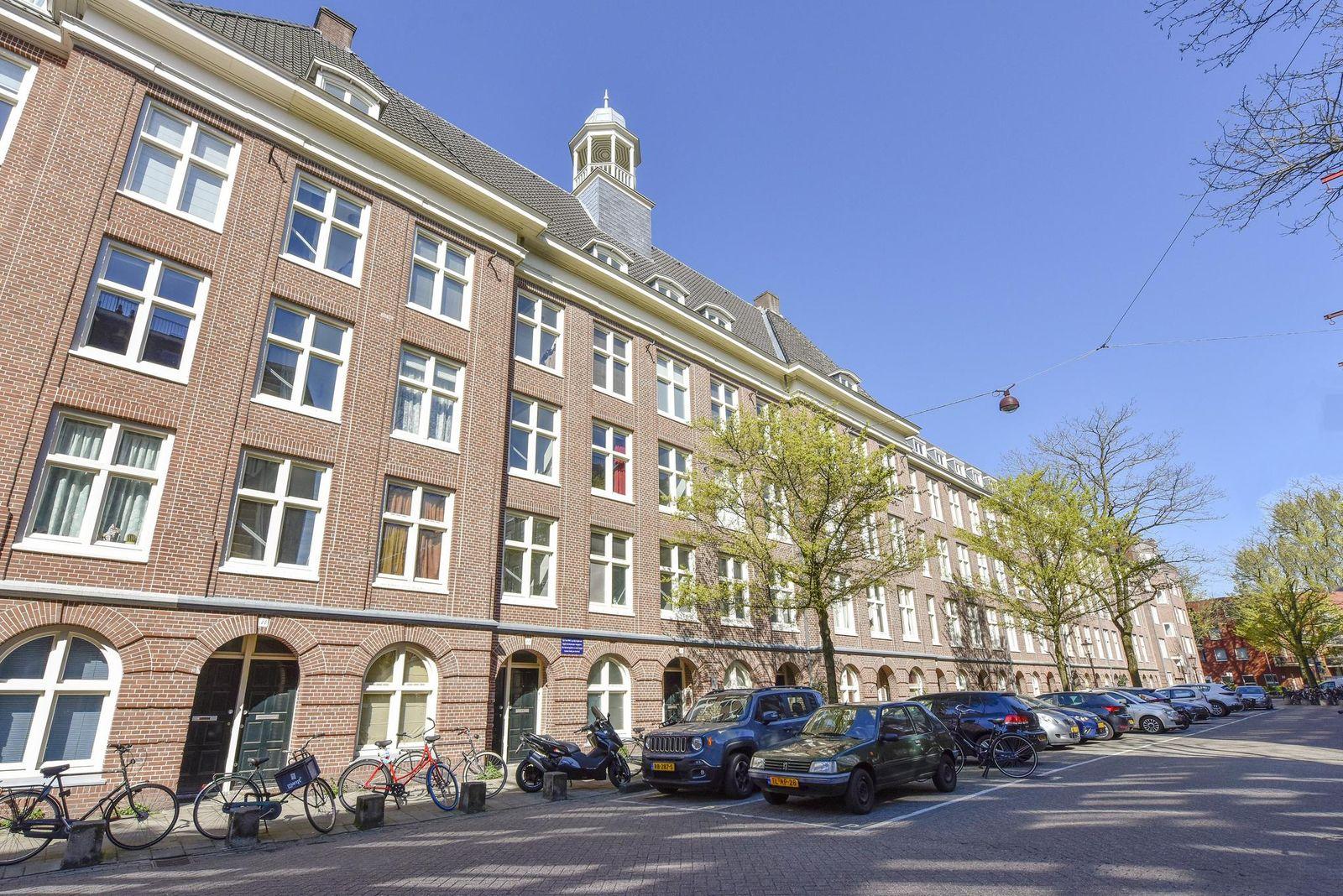 Van Bossestraat 32-hs, Amsterdam