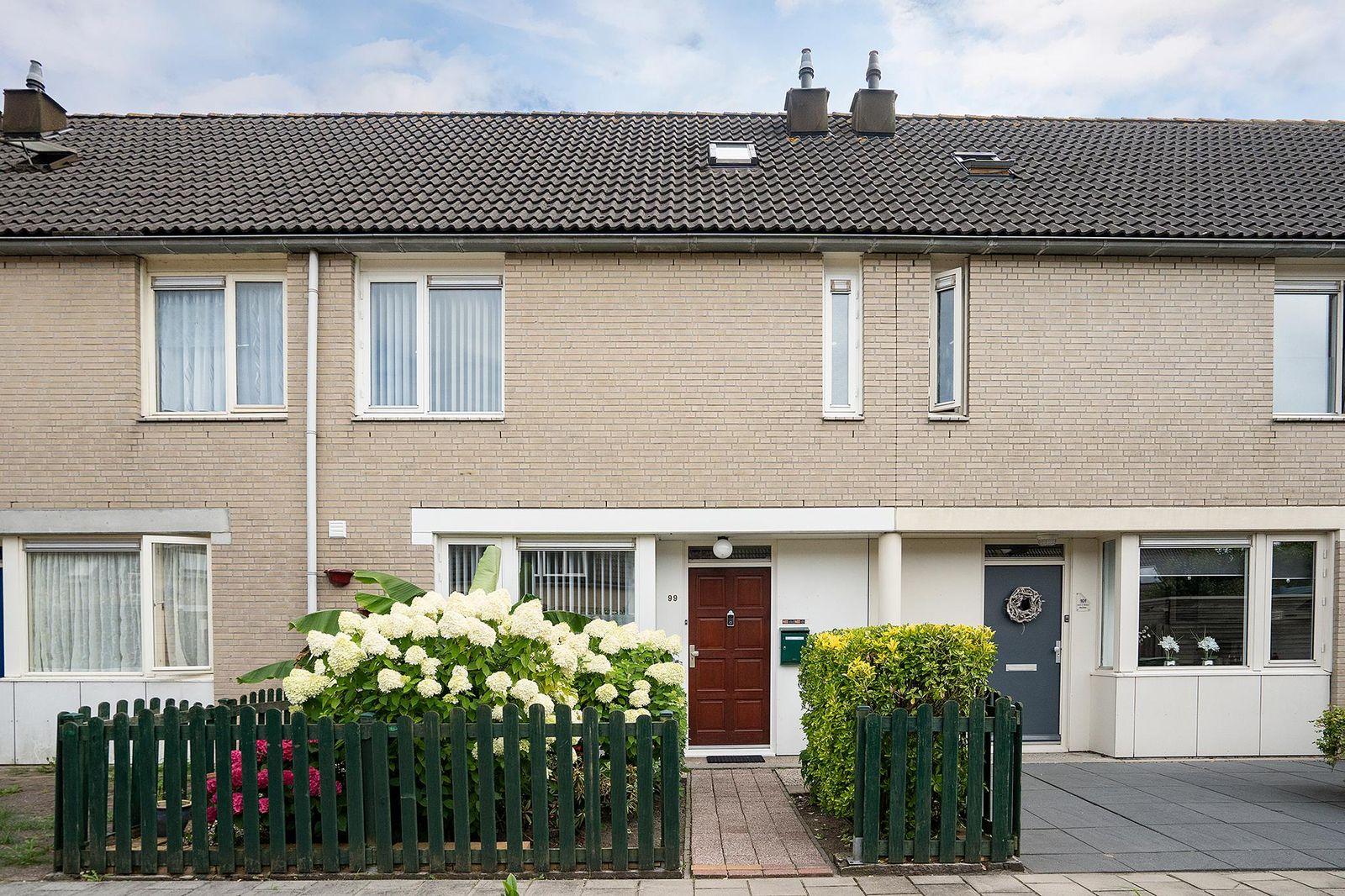 J.A. Brinkmanstraat 99, Almere