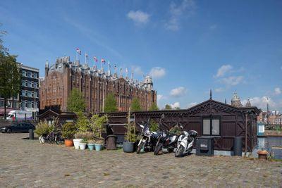 Prins Hendrikkade 511-A, Amsterdam