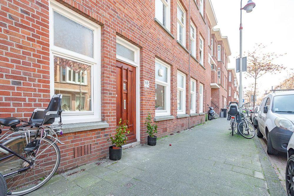 Reinwardtstraat 68, Den Haag