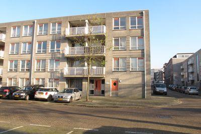 Kapiteinsbuurt 77-3E, Rotterdam