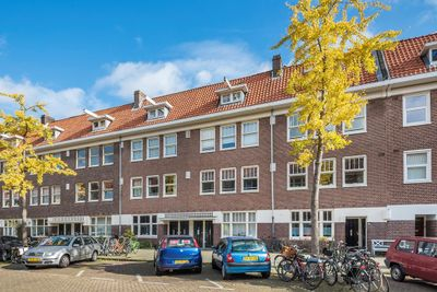 Marco Polostraat, Amsterdam