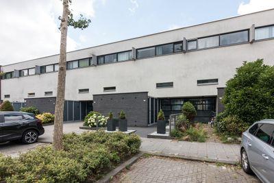 J. de Baanlaan 34, Spijkenisse