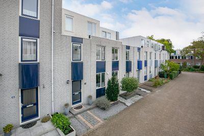 Indigoblauw 9, Zoetermeer
