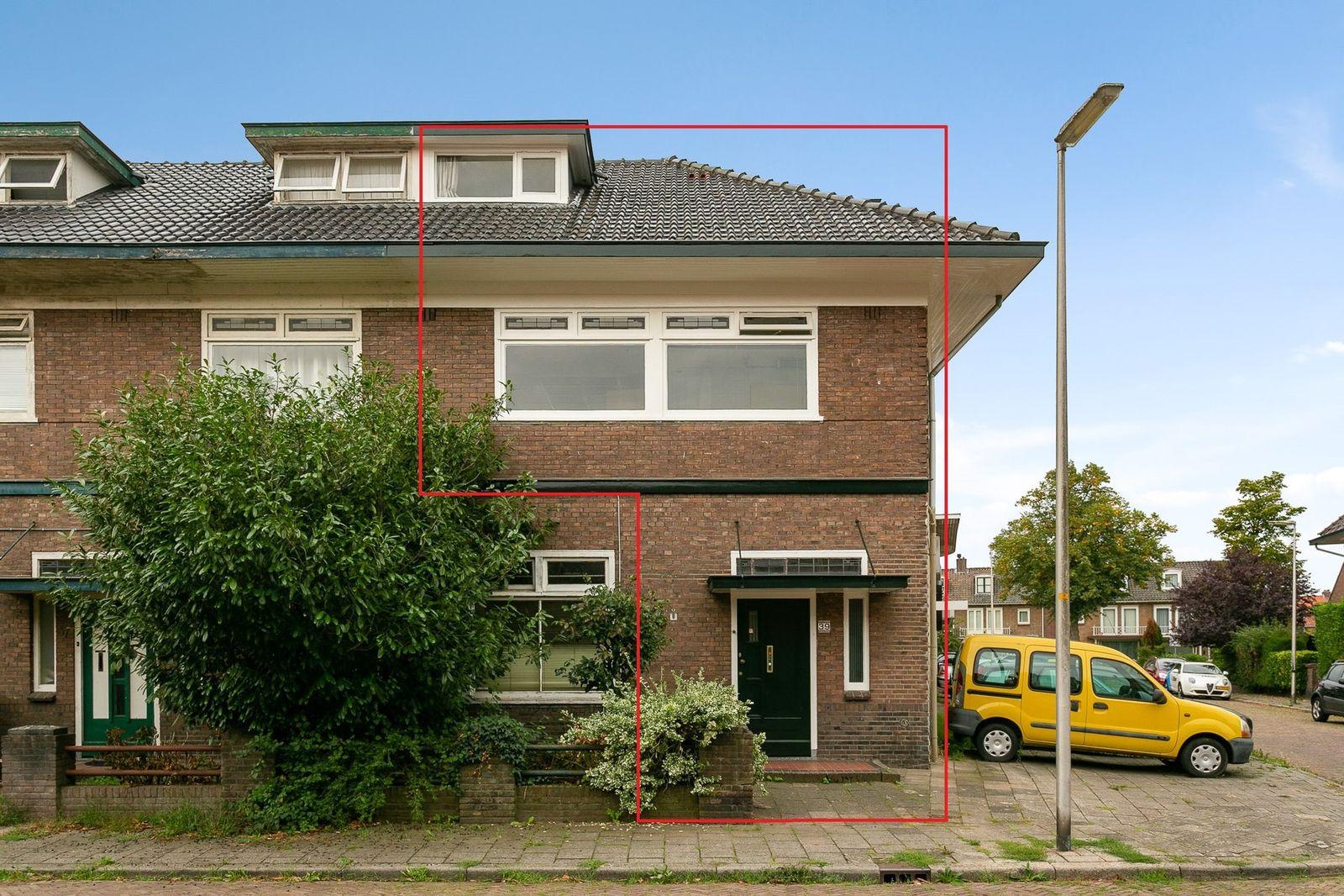 Erasmusstraat 39, Deventer