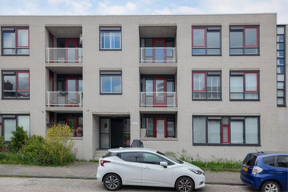 Anne Frankweg 8-B, Leiden