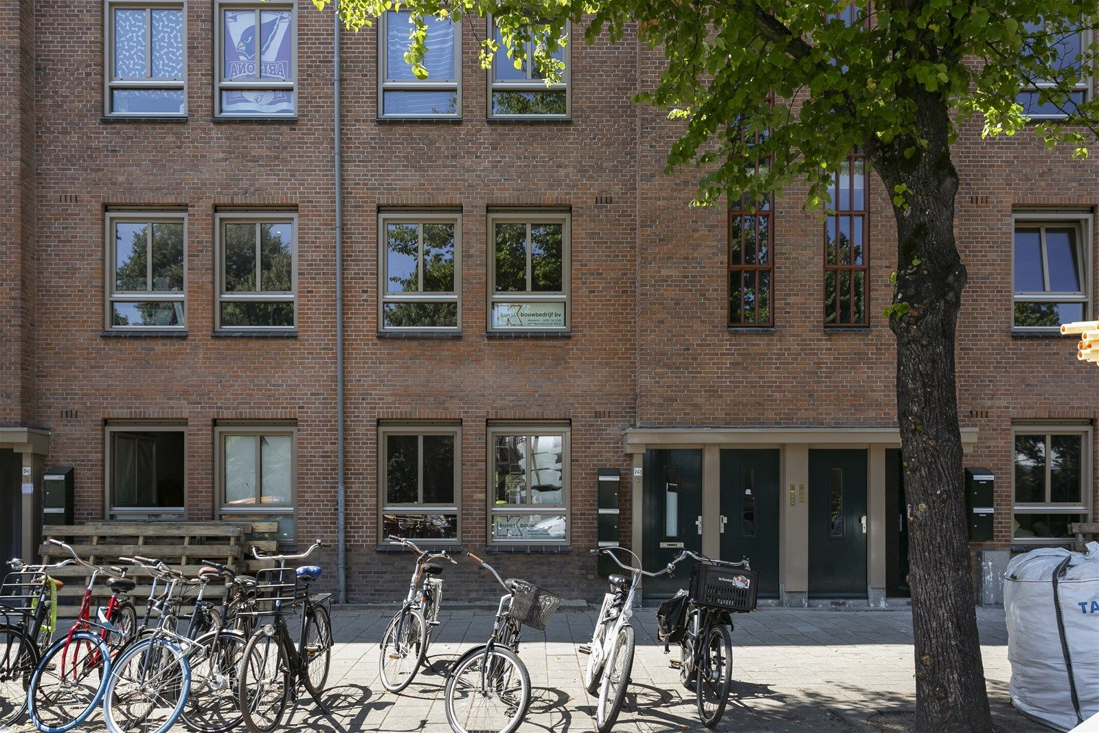 Willem de Zwijgerlaan 243a, Amsterdam