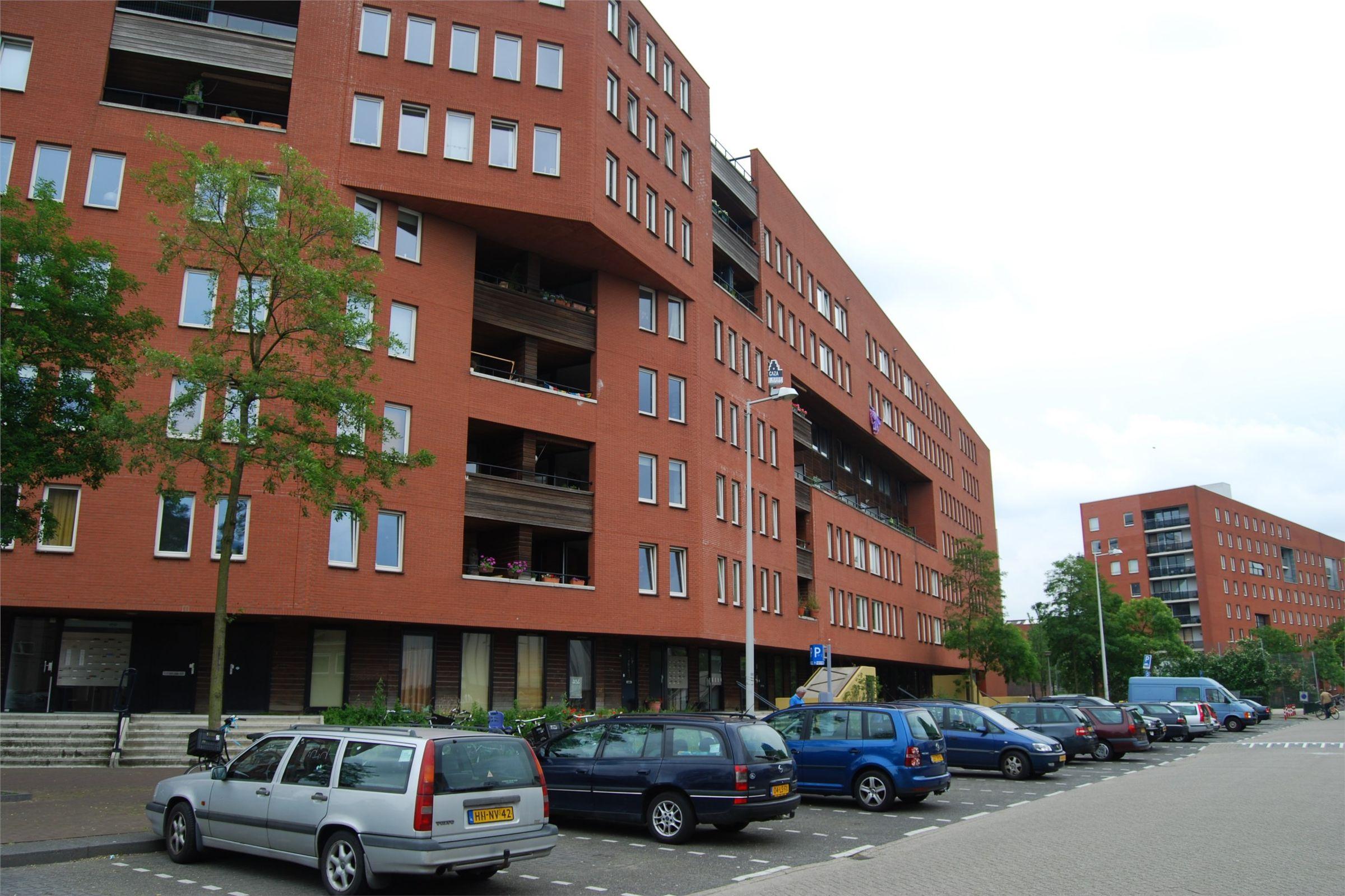 Waterkeringweg 121, Amsterdam