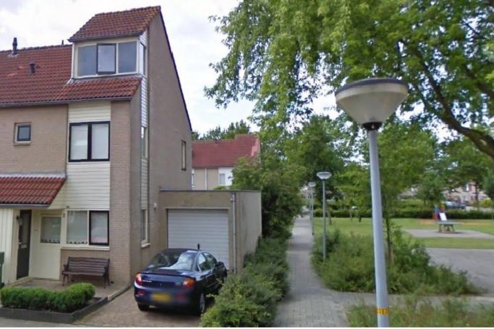 Staakmolenstraat, Almere