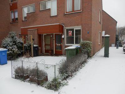 Barcelonastraat 1, Rotterdam