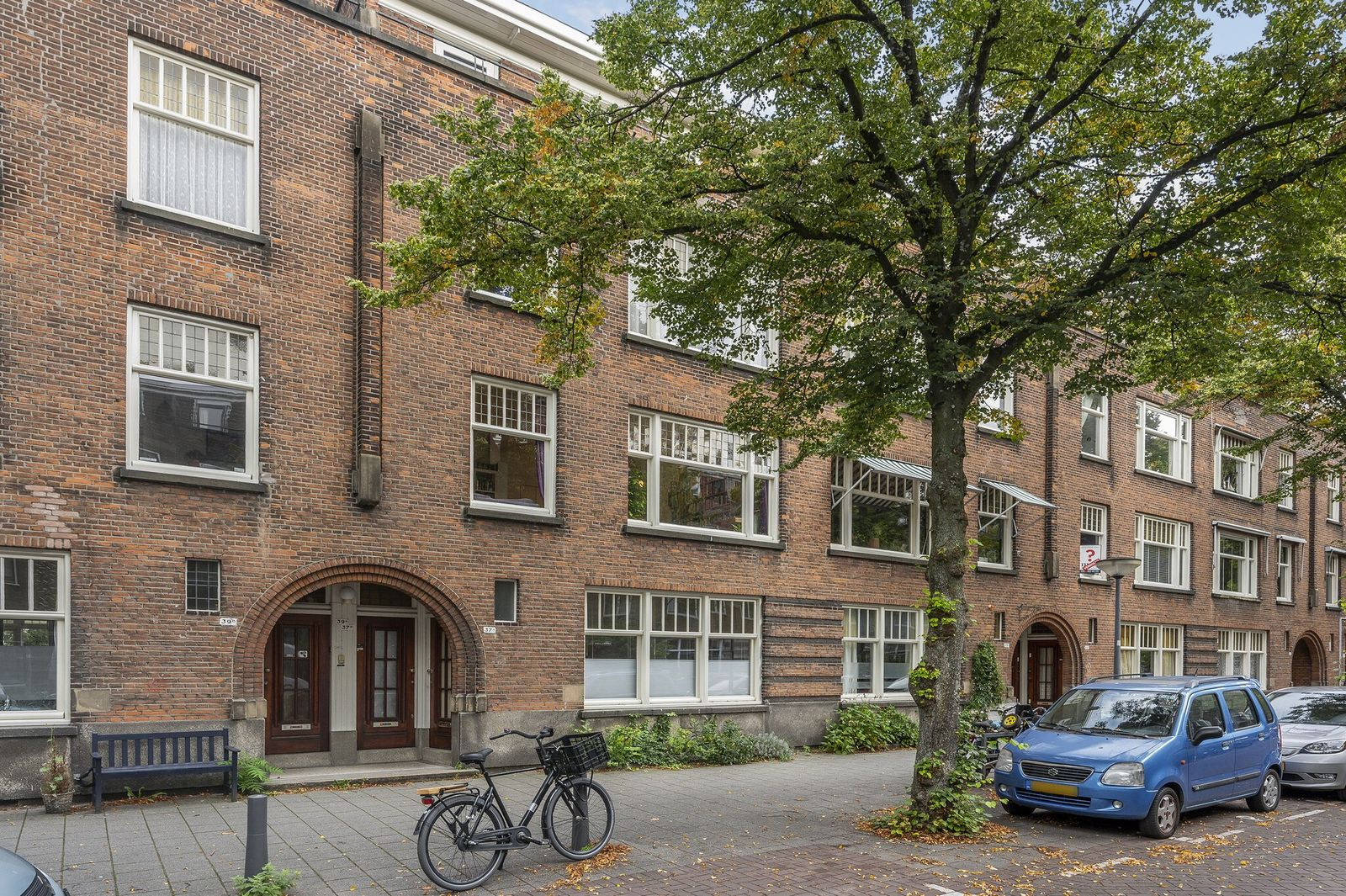 Bijlwerffstraat 37-B1, Rotterdam