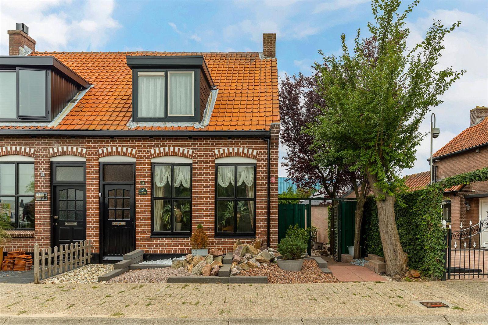 Gebroken Meeldijk 43, Barendrecht