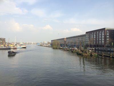 Zeeburgerkade 84, Amsterdam