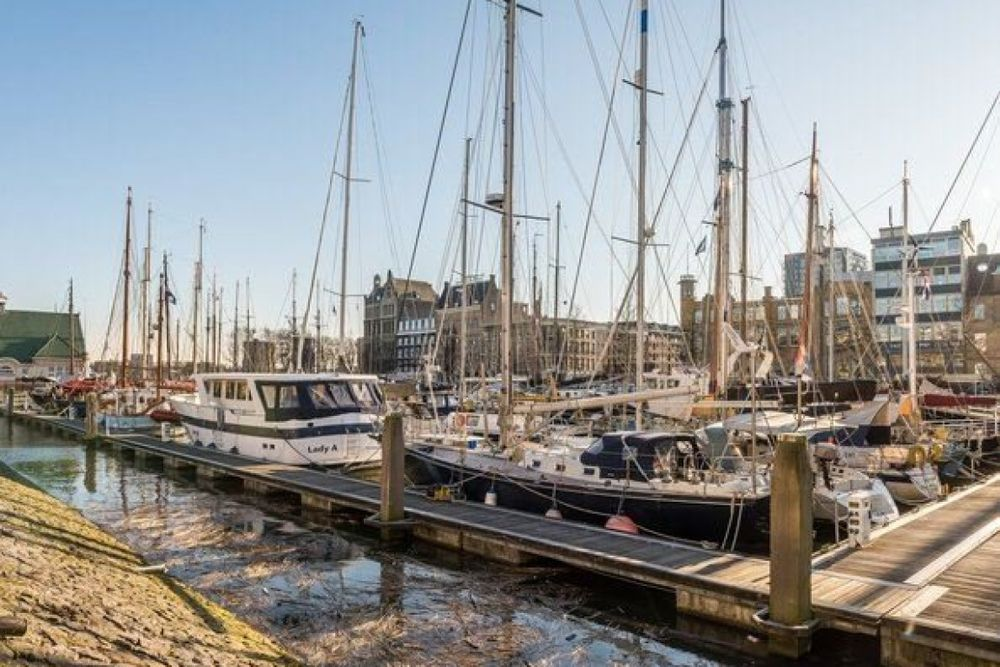 Van Vollenhovenstraat, Rotterdam