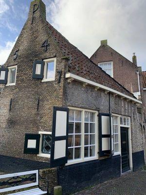Puntpoortstraat, Middelburg