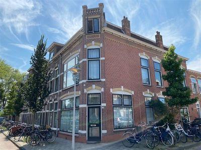 Mauritsstraat 4, Leiden