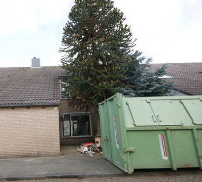 Schrijnwerkerstraat, Breda