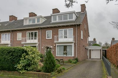 Van Boetzelaerlaan 19, Wassenaar