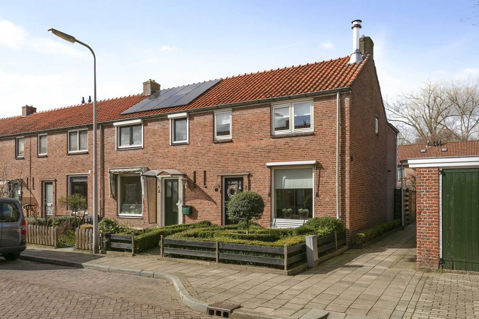 Van Ostadestraat 2, Deventer