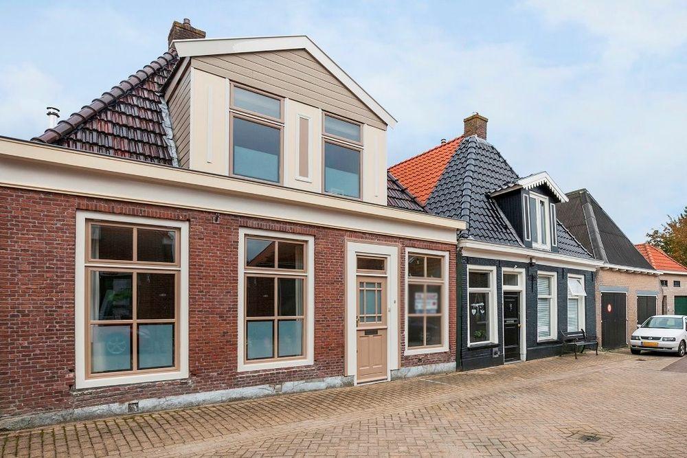 Kaatsplein 9, Witmarsum