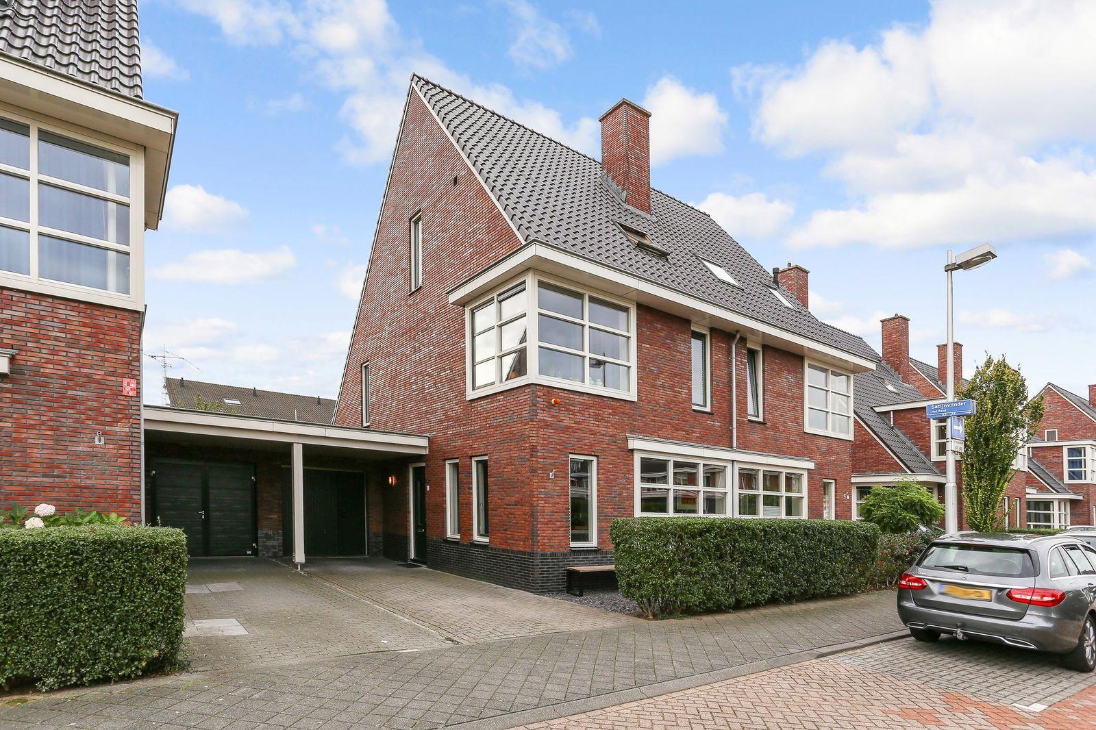 Satijnvlinder 51, Utrecht