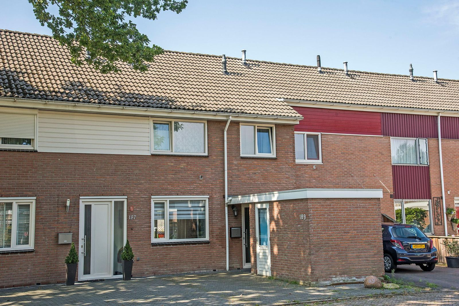 Holtwiklanden 189, Enschede