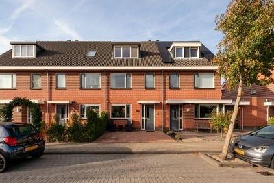 Palissanderhout 11, Barendrecht