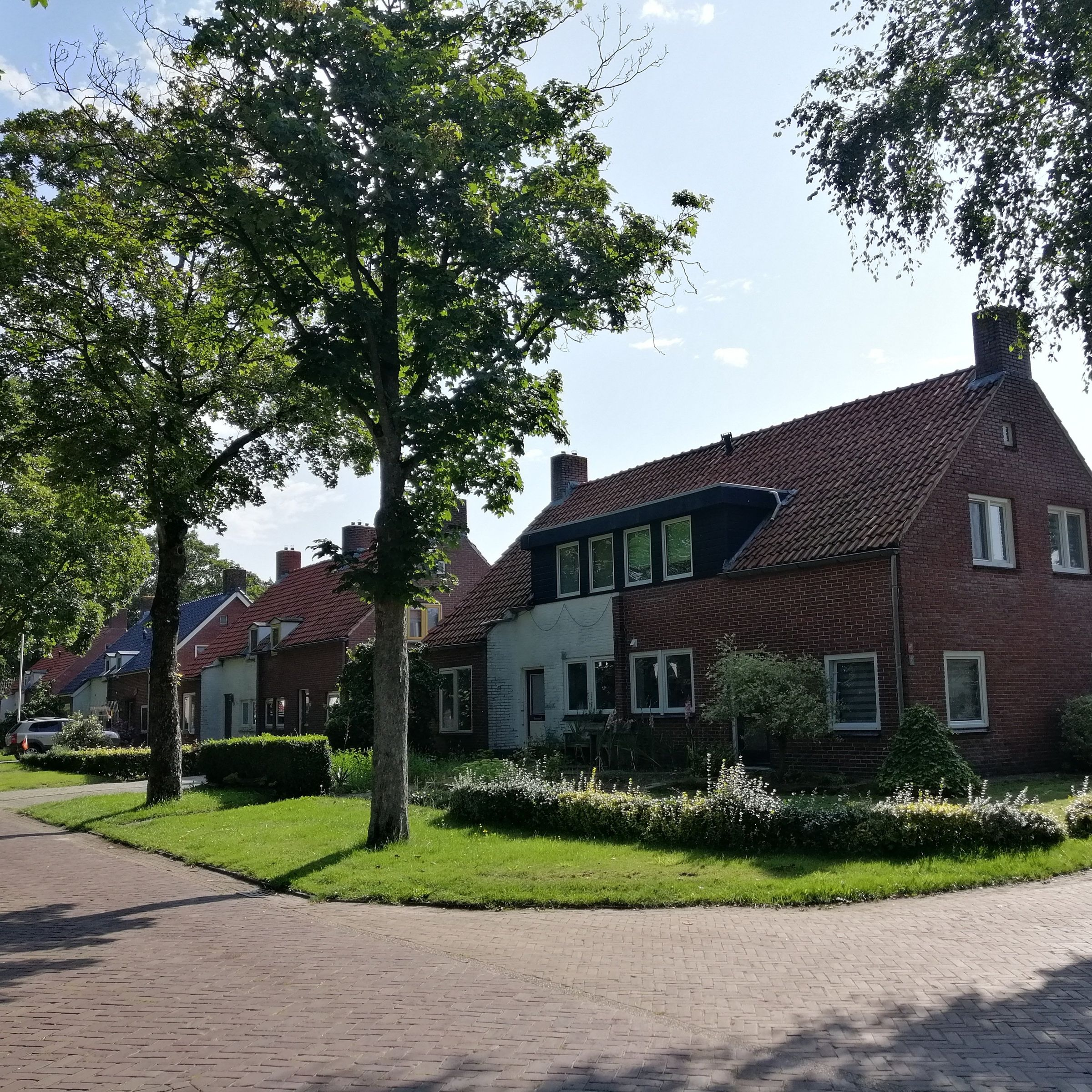 Bakovensweg, Bourtange
