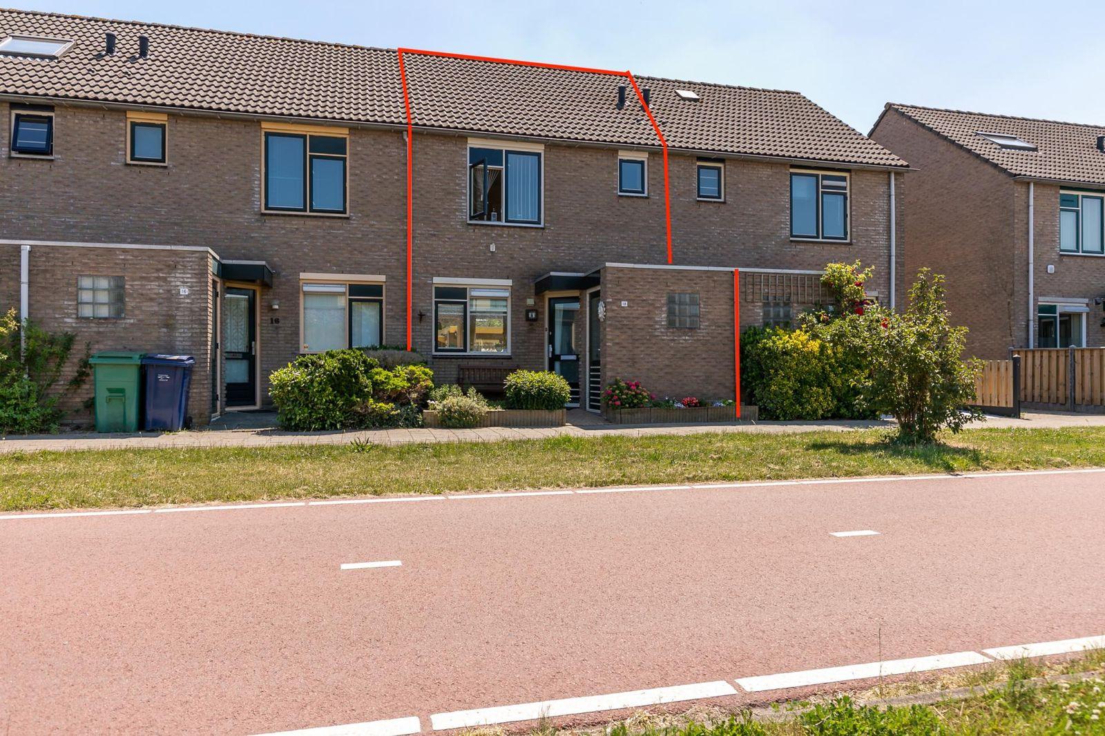 Chopinpad 18, Almere