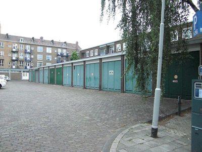 Vondelhof, Rotterdam