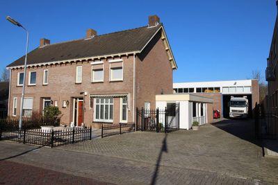 Pastoor Verhoevenstraat, Den Bosch