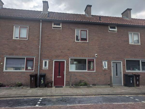 Van Zijlstraat 5, Utrecht