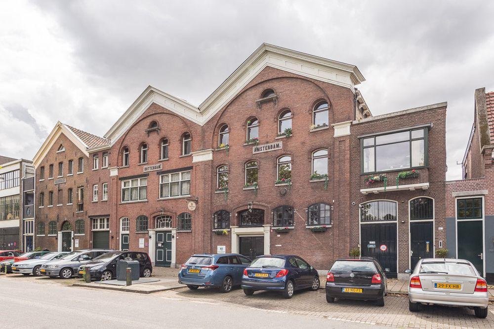 Nieuwe Haven 99, Schiedam