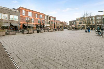 Aalburgplein, Hoofddorp