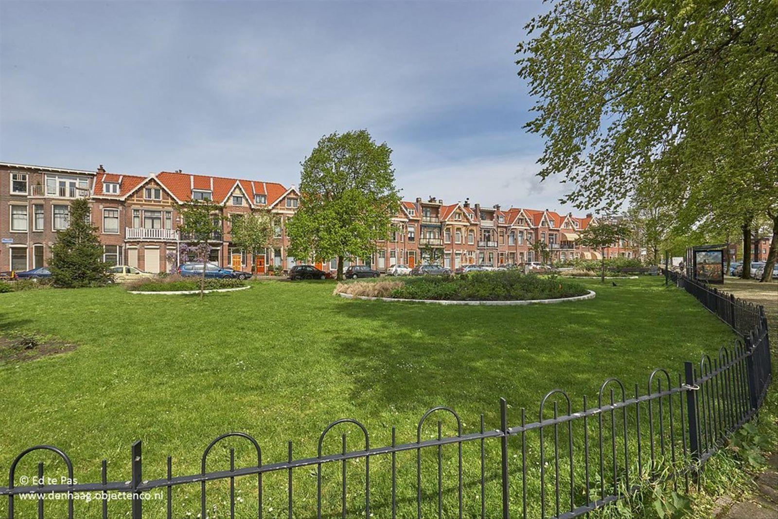 Prins Mauritsplein, 'S-Gravenhage