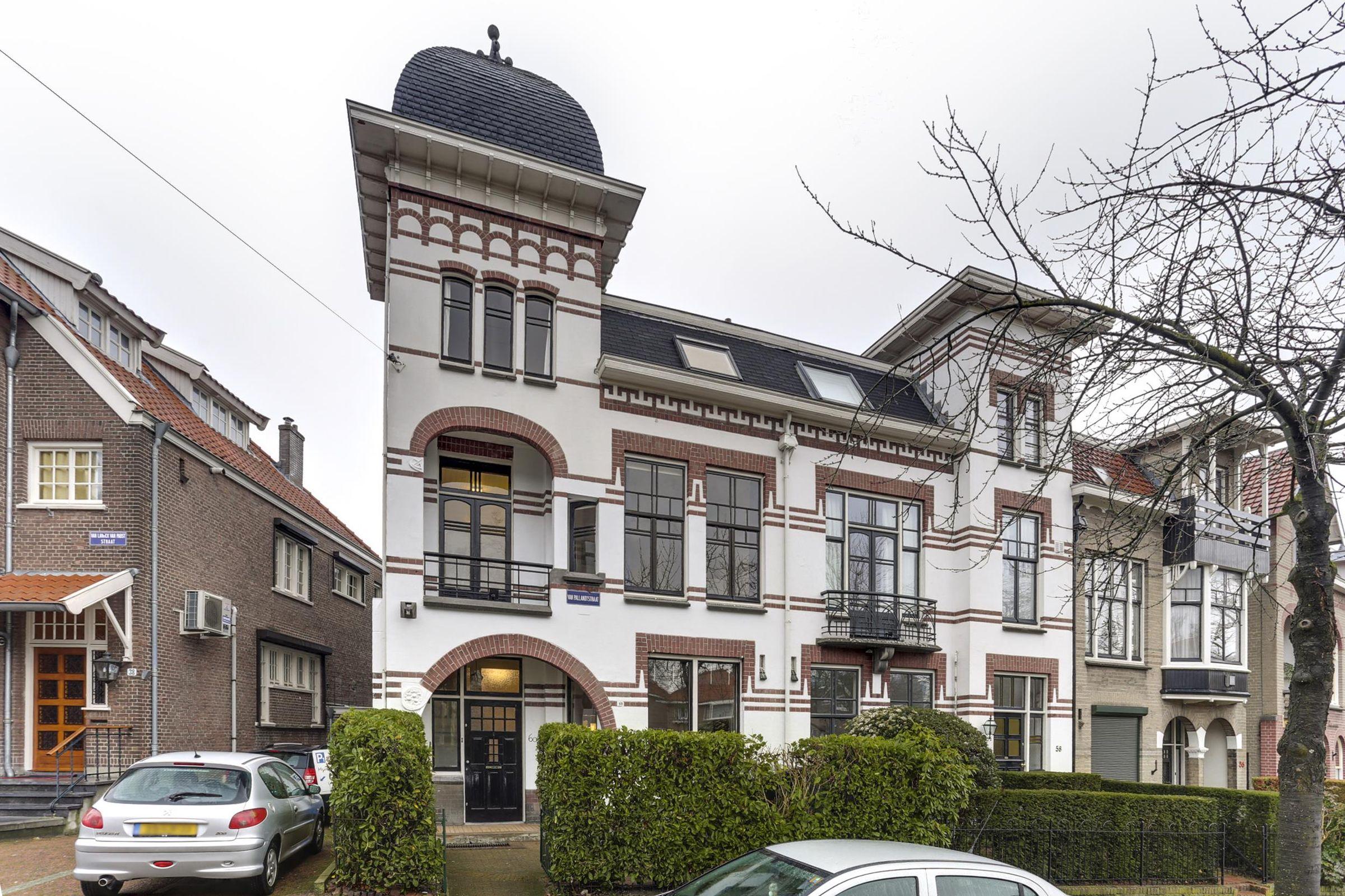 Van Pallandtstraat 60, Arnhem