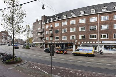 De Clercqstraat 126III, Amsterdam