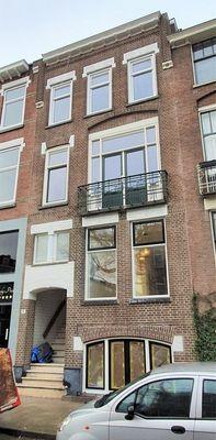 Claes De Vrieselaan, Rotterdam