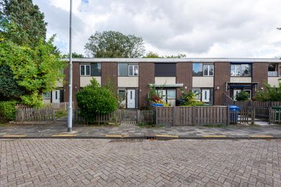 De Lamartinestraat 50, Rotterdam